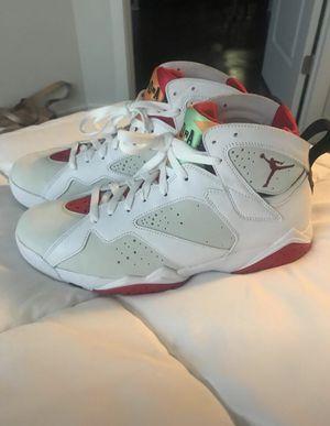 """Air Jordan 7 Retro """"Hare"""" size 11 for Sale in Orlando, FL"""