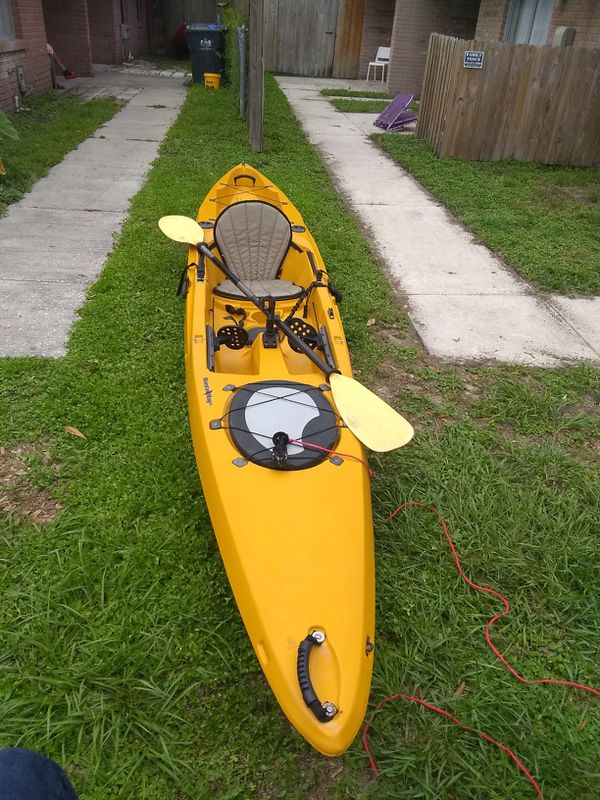 Native watercraft 14 mantaray kayak $519 for Sale in Riverview, FL - OfferUp