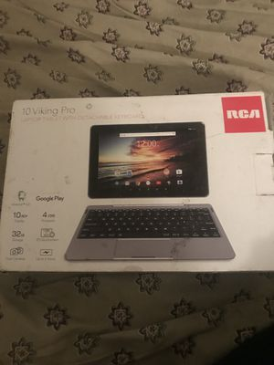 Tablet/laptop for Sale in Washington, DC