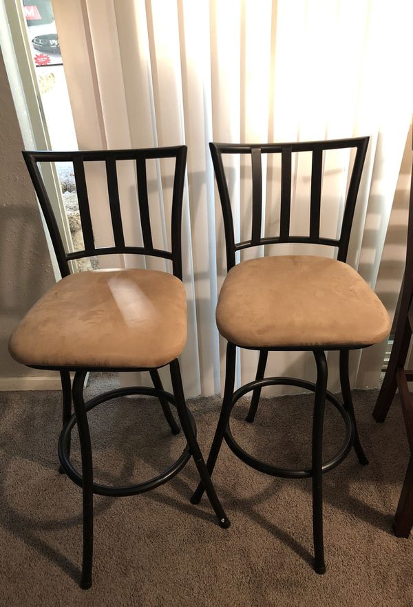 Matching Swivel Bar Stool Chairs For Sale In Seattle Wa