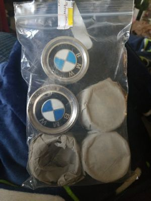 BMW motorcycle wheel caps for Sale in Puyallup, WA