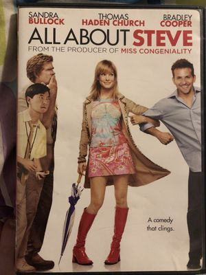 All About Steve, DVD for Sale in Salt Lake City, UT