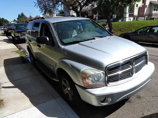 dodge durango 2004 hemi engine
