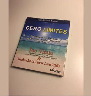 Cero Límites church cd bye Joe Vitale for Sale in Silver Spring, MD