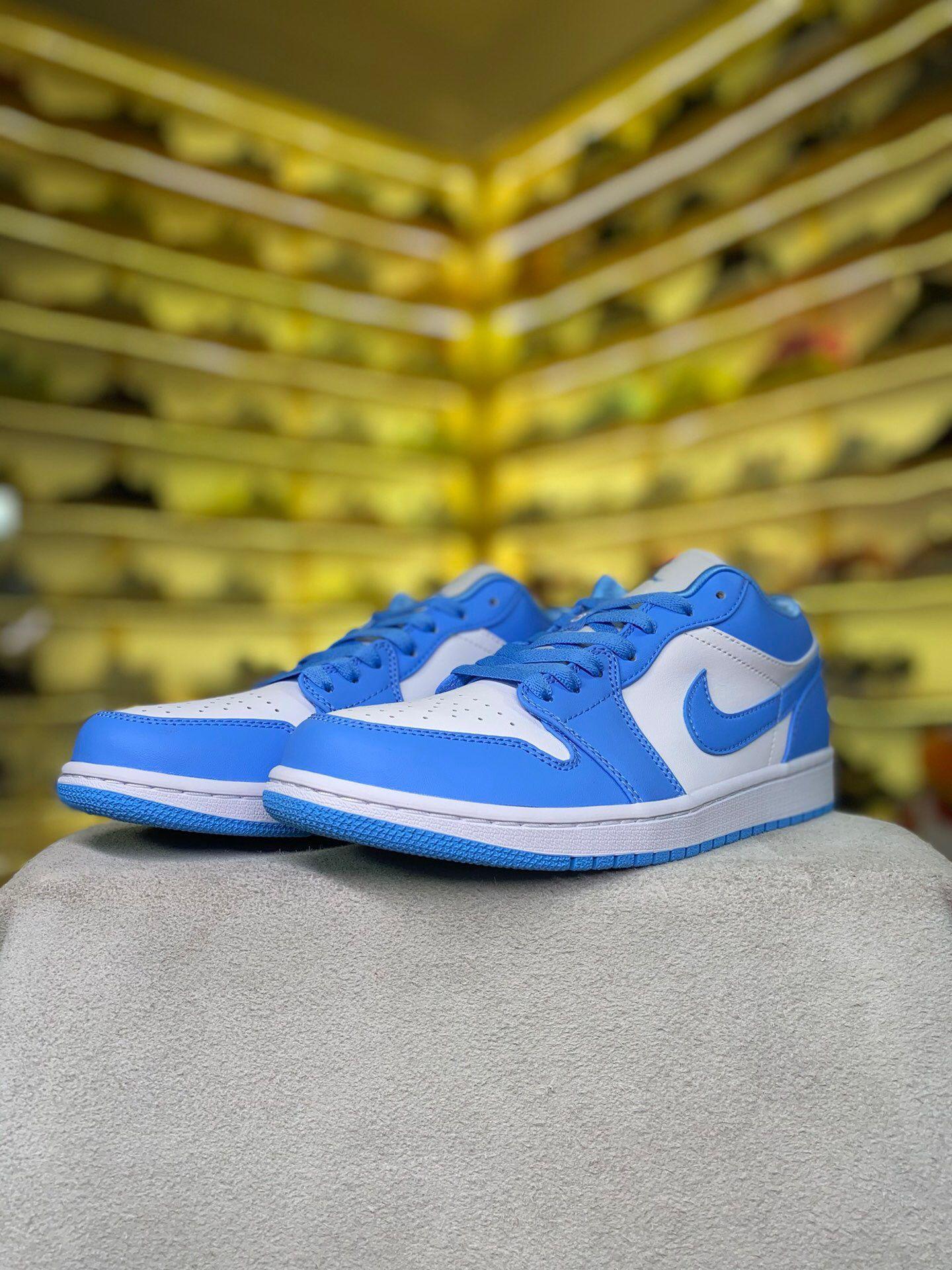 Jordan 1 Low Unc Size 10