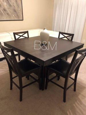 Brand new dining set (48x48x36) for Sale in Houston, TX