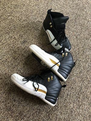 3842f27c4f Jordan retro 12 $100 each OBO size 8 and 10 available for Sale in Durham,