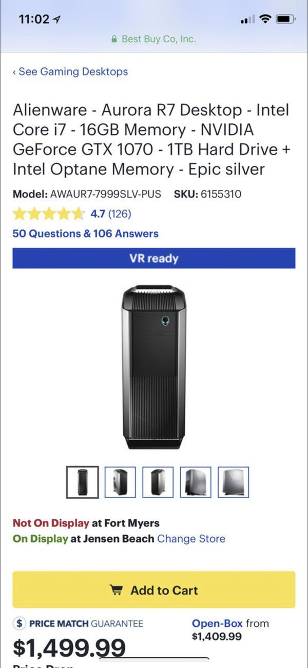 Alienware Desktop For Sale In Cape Coral Fl Offerup