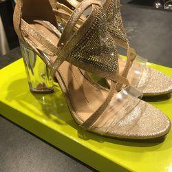 Size 7 Gianni Bini Formal Heels Thumbnail