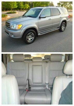 2004 Toyota Sequoia Automatic For Sale In Los Angeles Ca Offerup