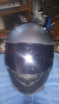 Xl ilmc motorcycle helmet Thumbnail