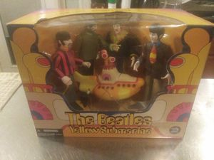 The Beatles Yellow Submarine collectable box toy for Sale in Phoenix, AZ