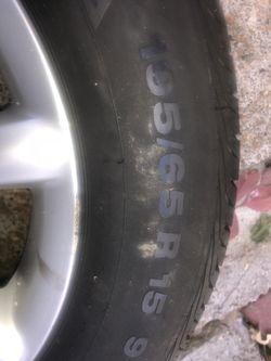 Used tires Thumbnail