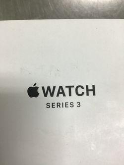 Apple Watch Series 3 , 42mm Thumbnail