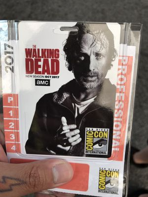 SDCC 2017 - 5 Days badge $500 for Sale in San Diego, CA