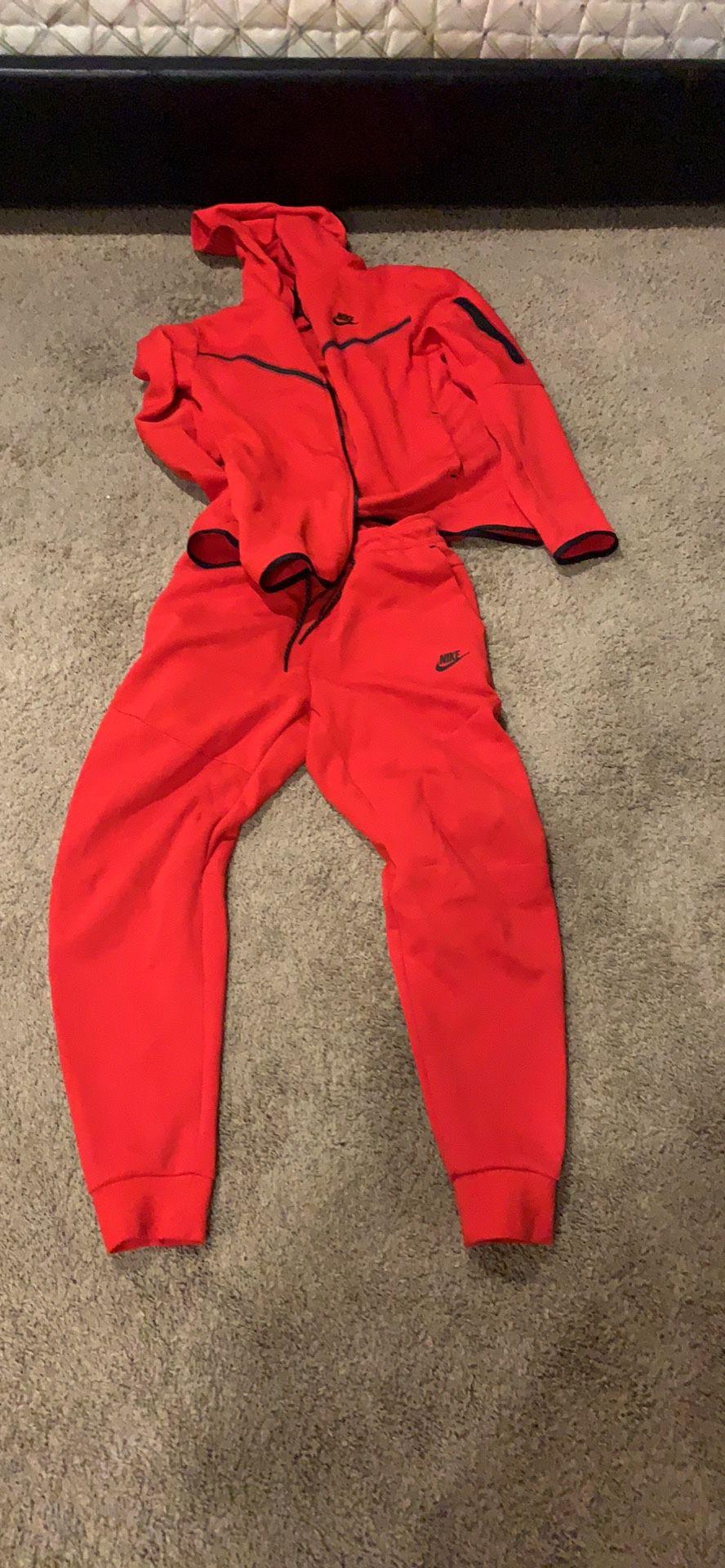 Nike Jumpsuit Size Medium
