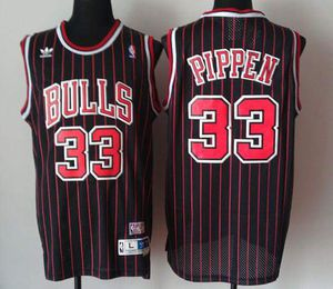Chicago Bulls Black Pippen Jersey Size EXTRALARGE for Sale in McLean, VA