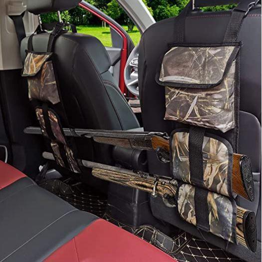 Camo Racks with Storage for Cars, Trucks, SUVs!