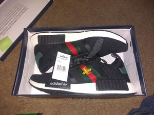 Adidas NMD RUNNER PK x GUCCI (no trade) for Sale in Washington, DC