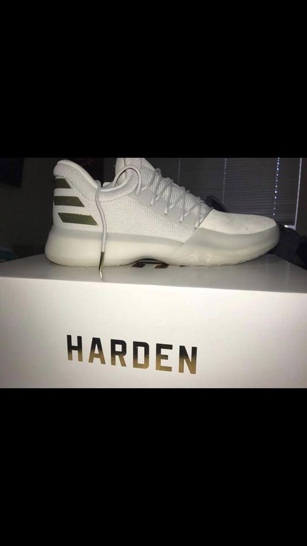 223d01470d3c James Hardin Vol.1 MVP Adidas size 10.5 for Sale in Renton
