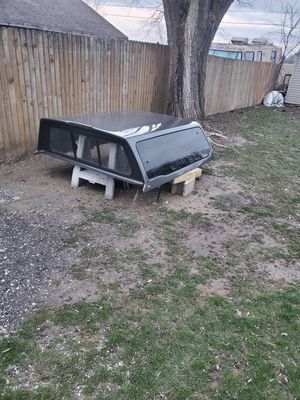 Photo Ford camper shell