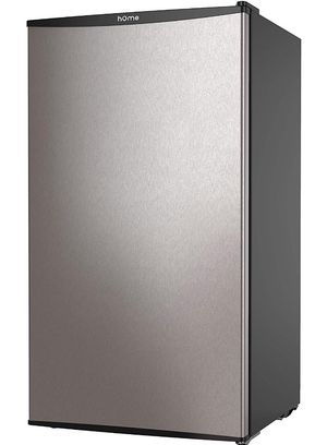 hOmeLabs Mini Fridge - 3.3 cu ft Under Counter Refrigerator with Covered Chiller Compartment for Sale in Leesburg, VA