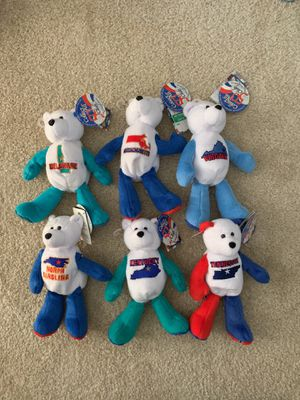 6 Collectible Coin Bears for Sale in Fairfax, VA