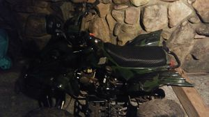 125CC camo green needs nothing runs great super fast for Sale in Nashville, TN