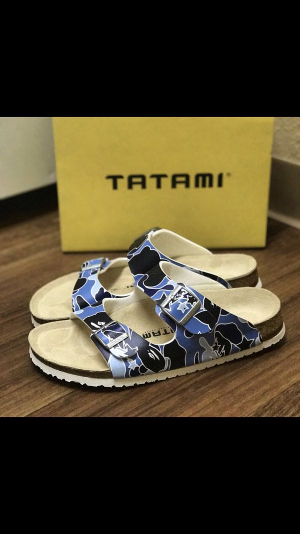 0bfe5e9e71e32 Bape x Birkenstock sandals for Sale in Fort Lauderdale