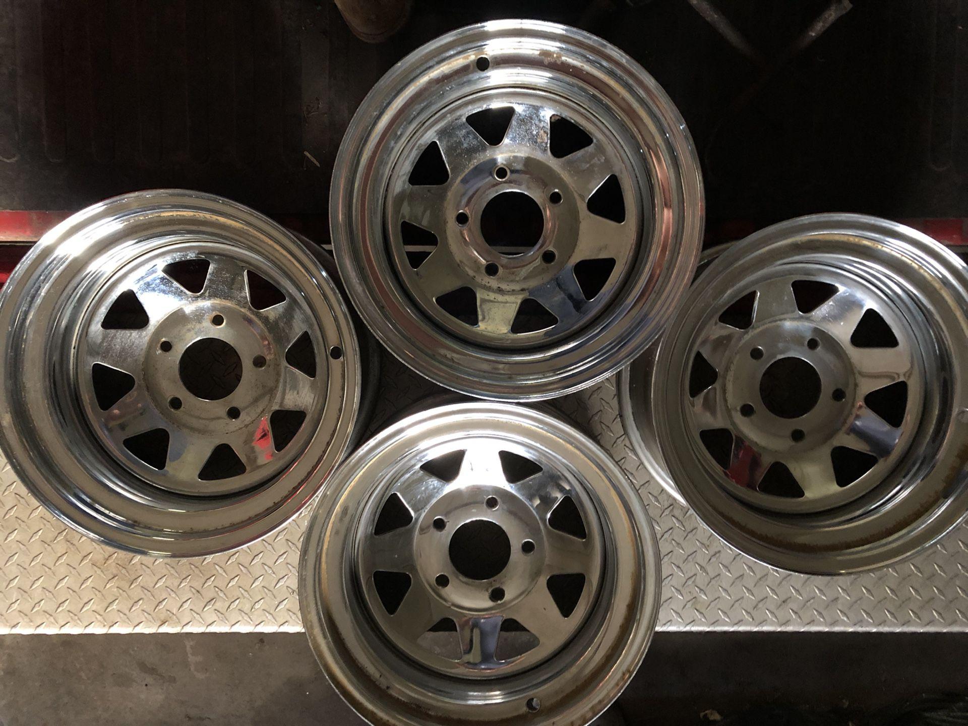 15/8 wheels 5 lug