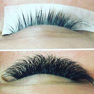 Volume full set eyelash extensions for Sale in Dallas, TX