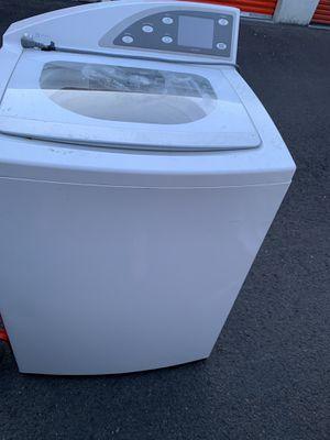 Photo GE Profile - washer/dryer