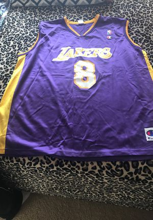 98b339c446b1 New and Used Lakers jersey for Sale in Salinas
