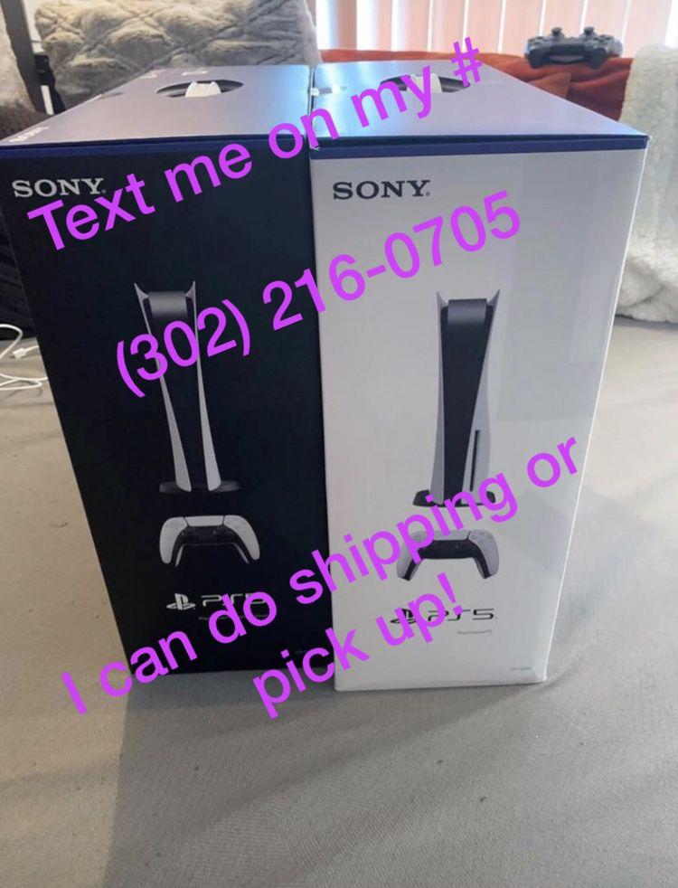 Sony Brand New PlayStation5