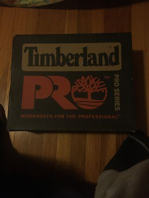 Timberland Pro Series Boots. Size 10 Men. for Sale in Philadelphia, PA