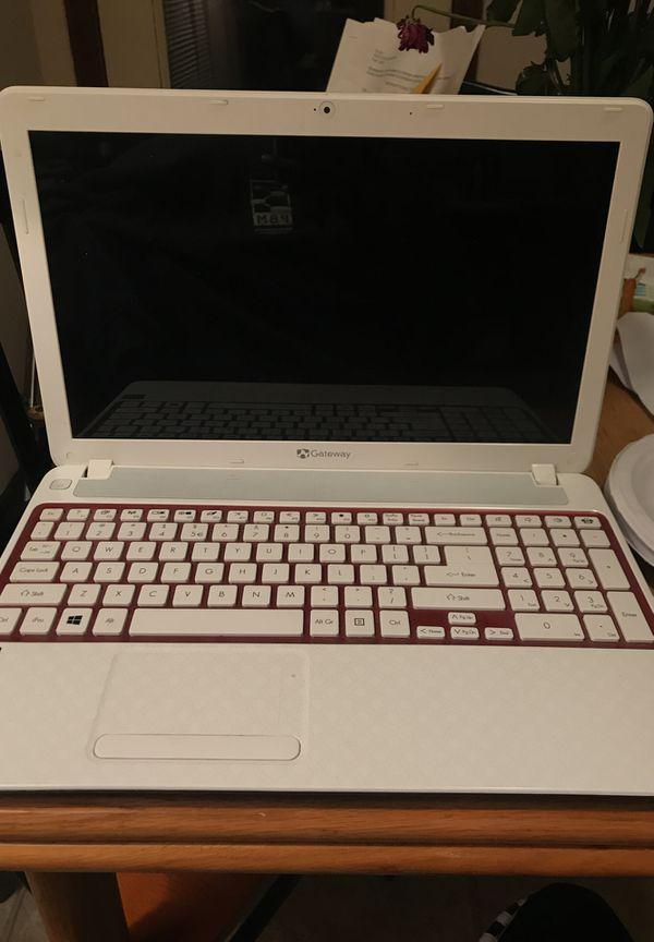 gateway laptop keyboard keys not working