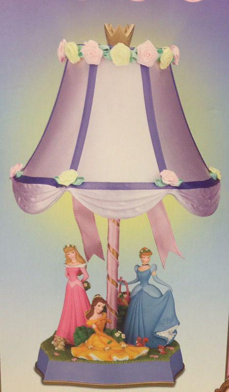 New In Box Disney Princess Lamp Spring Fair For Sale In North Miami Beach Fl Offerup