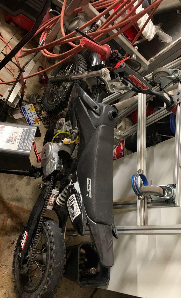 Ssr 125cc
