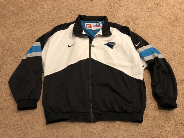 sports shoes 78215 203b0 Vintage Nike Pro Line Carolina Panthers jacket coat. Xxl for Sale in York,  PA - OfferUp