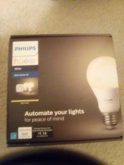 Philips hue white bulb starter kit Thumbnail
