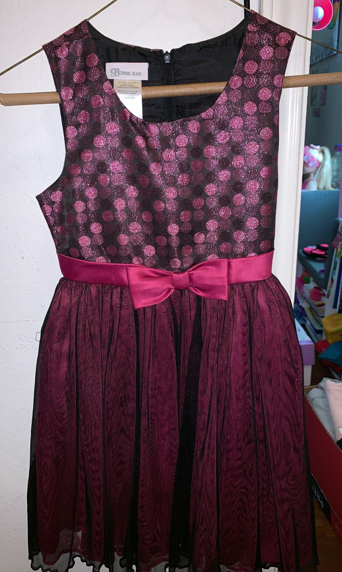 Girls dress size 10