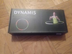 Dynamis weighted Hula Hoop and Fit Bit flex 2 for Sale in Washington, DC