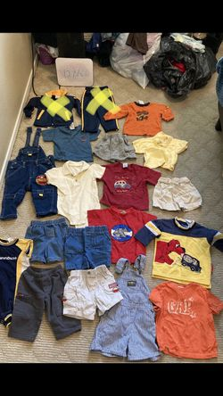 Boy Clothes Size 18-24M On Hold  Thumbnail