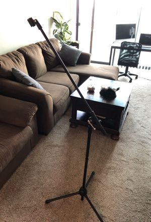 Mic stand for Sale in Seattle, WA