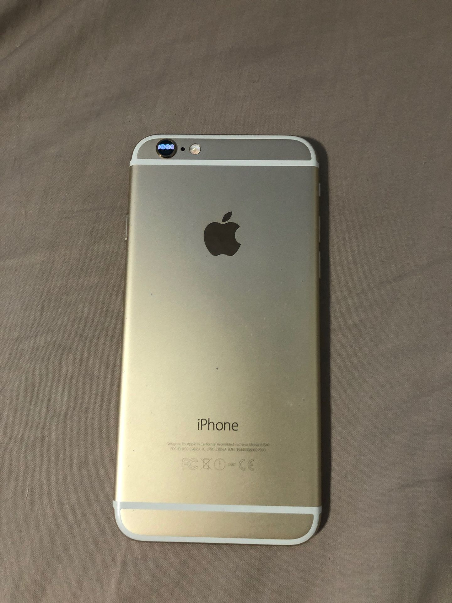 IPhone 6S- selling for parts