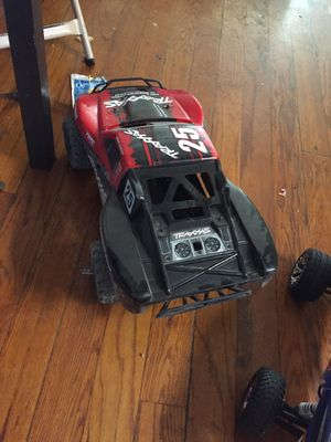 Stample and rc traxxas truck for Sale in Washington, DC