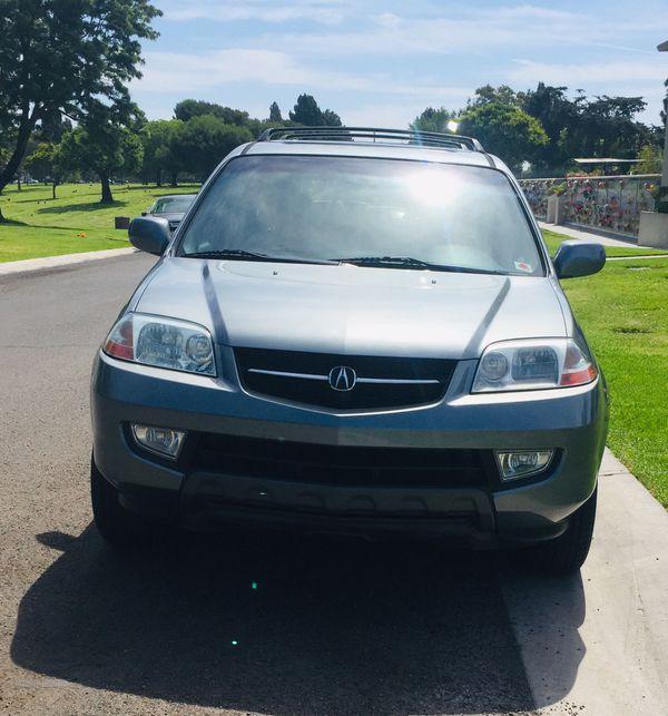 2001 Acura MDX For Sale In Costa Mesa, CA