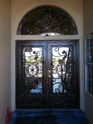 Custom Iron Doors For Sale In El Paso Tx Offerup