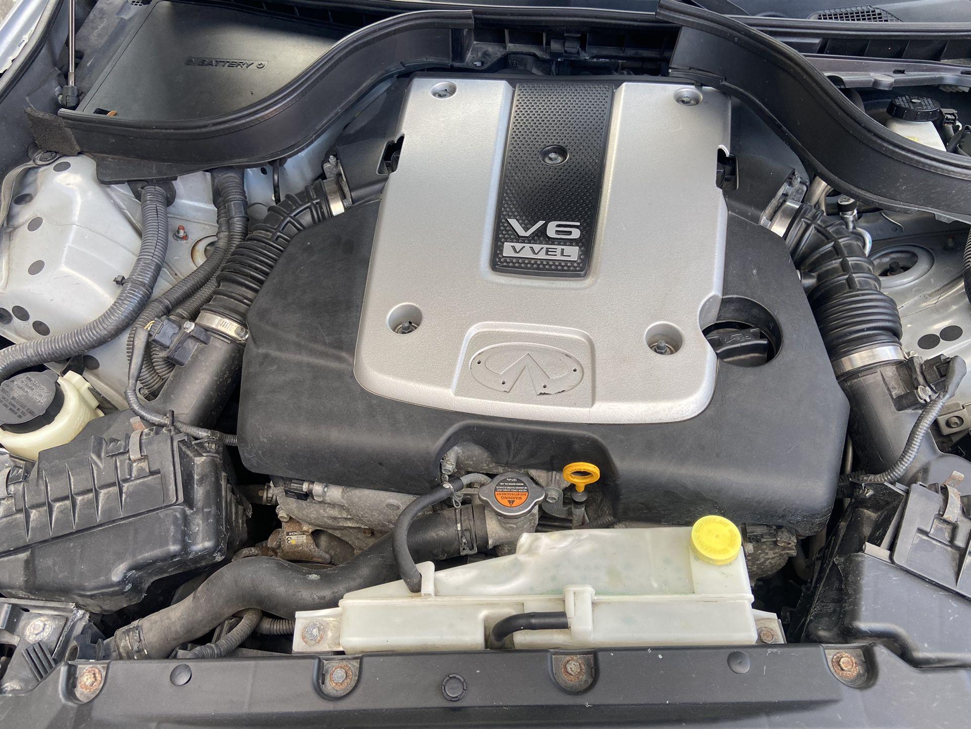 G37 G35 Q40 Parts