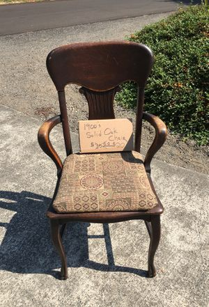 Unique captains chair for Sale in Gig Harbor, WA
